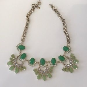 Jcrew Fan Necklace
